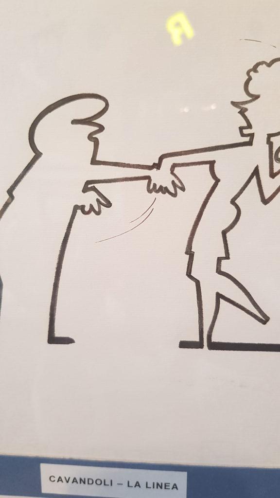 arte e medicina - nella foto i personaggi della pubblicità lagostina