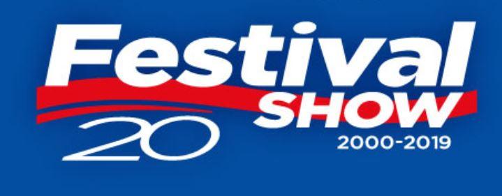 Festival show con Rosmy