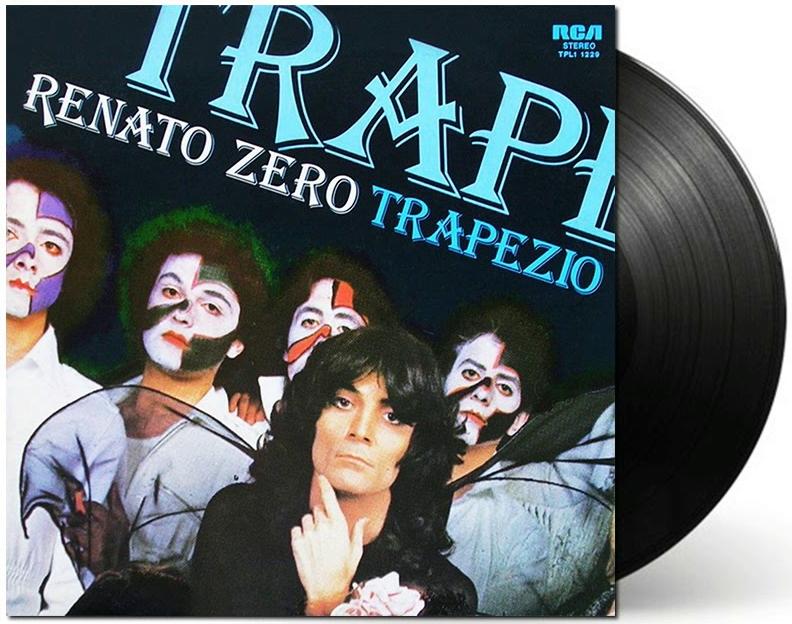 """Dalla collezione """"Mille e uno Zero"""" l'album """"Trapezio"""""""