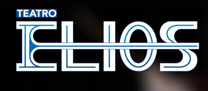 Il logo del teatro Elios dove si terrà la rassegna Santena che spettacolo!