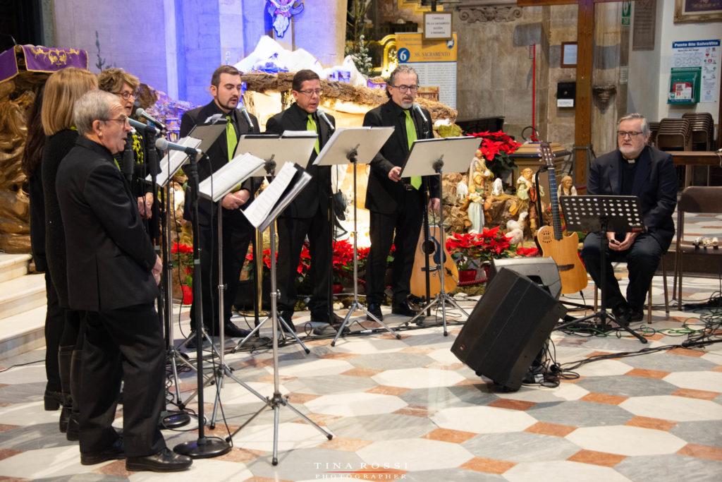 Chiesa e Musica, il coro Cordis Jubilo e don Carlo cantano nel Duomo di Torino