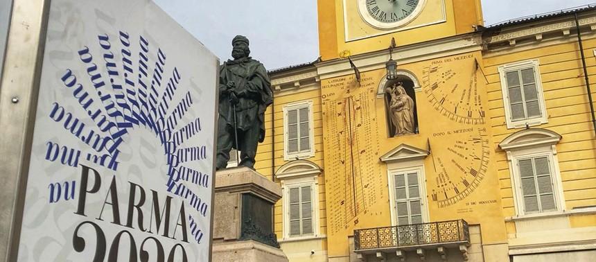 Città di Parma piazza