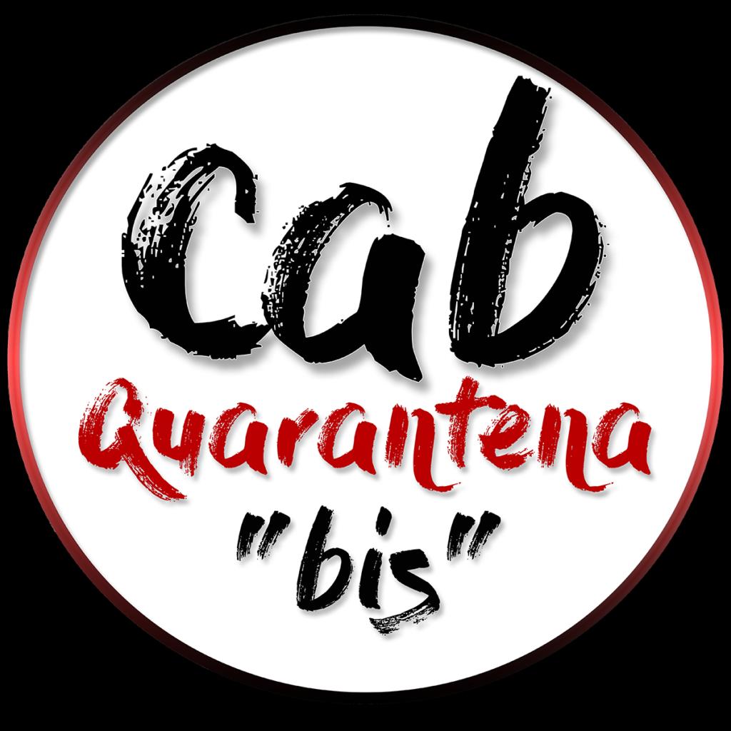 Cab Quarantena Bis il logo