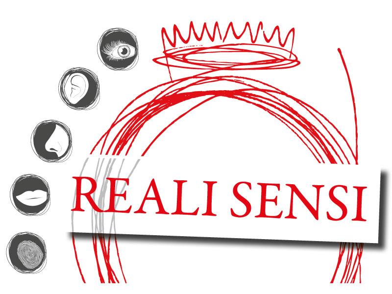 Reali Sensi il logo del progetto per le visite alle residenze sabaude