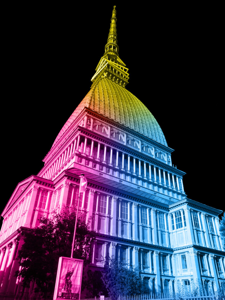 Torino (Collateral) Pride: si inaugura Gènesi 2020 #PeaceAndPride