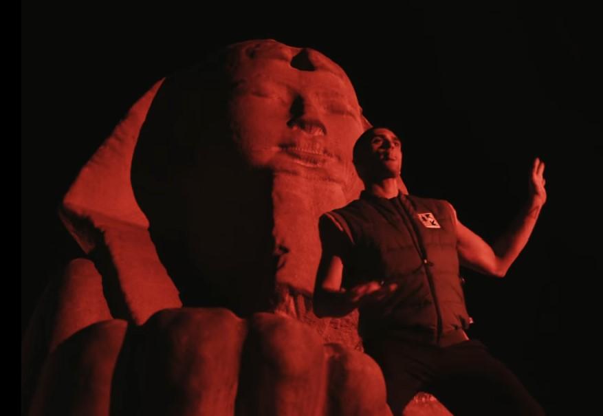 Mahmood, Dorado e il museo Egizio:  la Galleria dei Re diventa pop- contemporanea