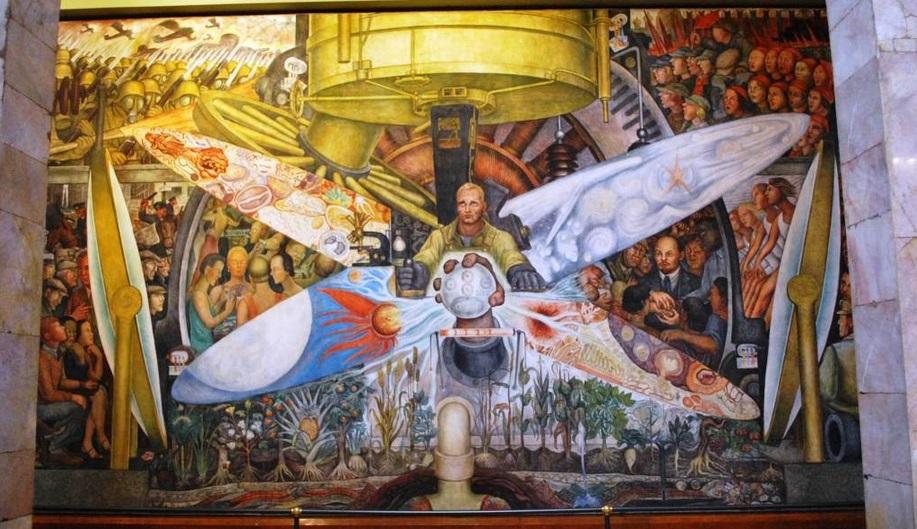 Murales de Diego Rivera