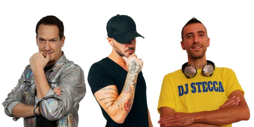 catch the fox - El Tano Project (feat. Paps, Ricky Santoro, Dj stecca, Gianni Doo).