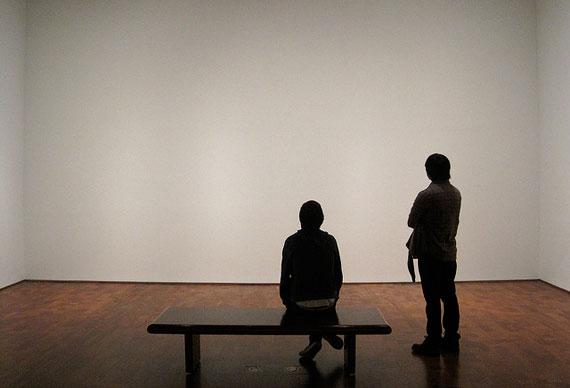 Arte non visibile : esiste un museo e vende ciò che non esiste.