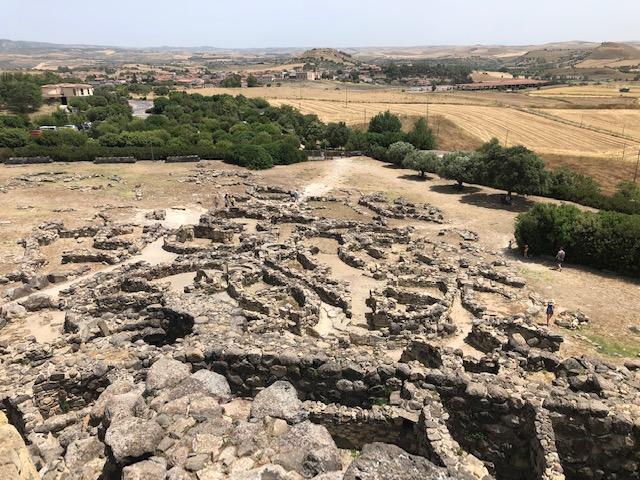 Un panorama di Sardegna