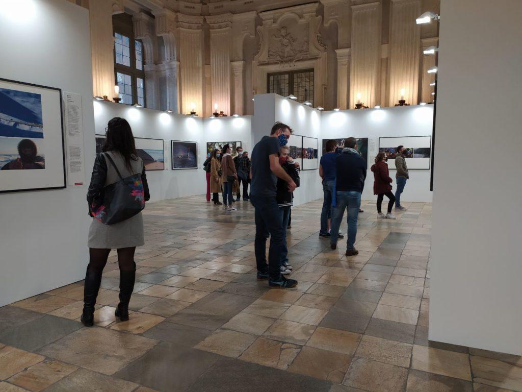 World Press Photo Exhibition 2020 a Palazzo Madama di Torino immaginin della mostra