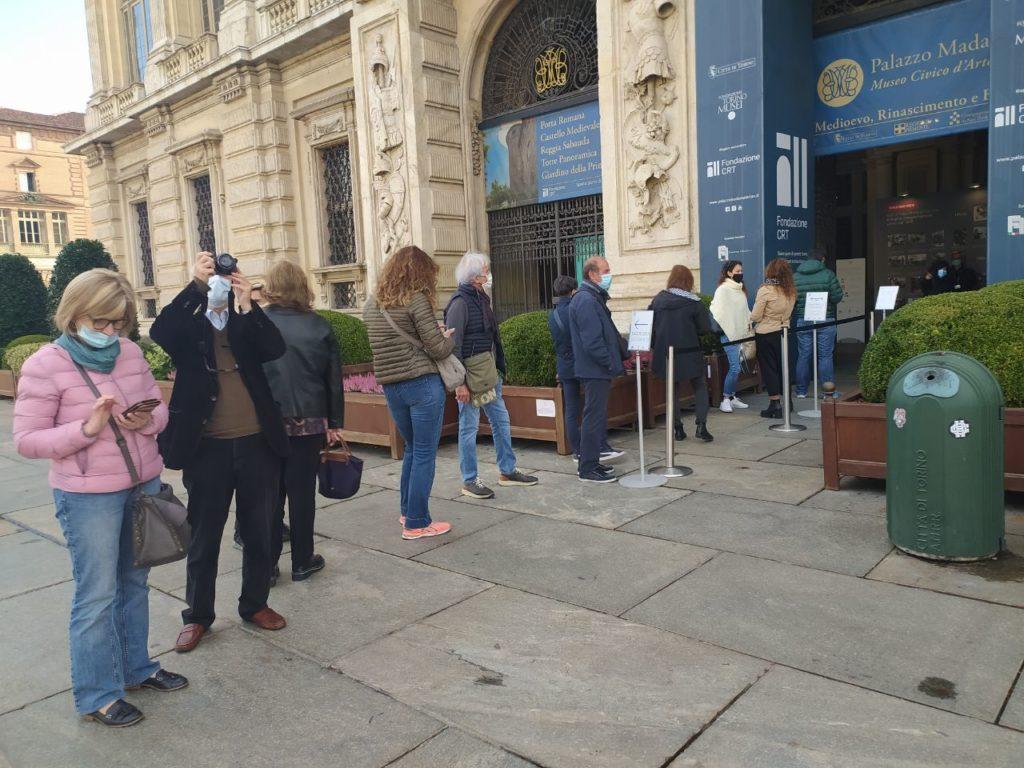World Press Photo Exhibition 2020 a Palazzo Madama di Torino l'attesa per l'apertura della mostra