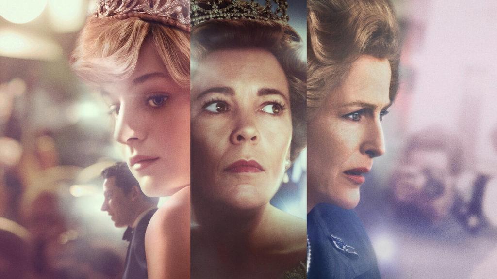 The Crown - le tre attrici nel ruolo di Diana, Elisabetta II e Margareth Thatcher