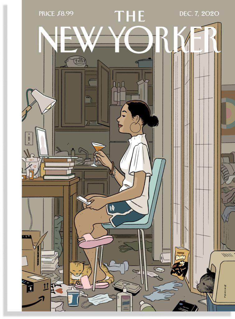The New Yorker: come il lockdown ha cambiato i nostri modelli di vita