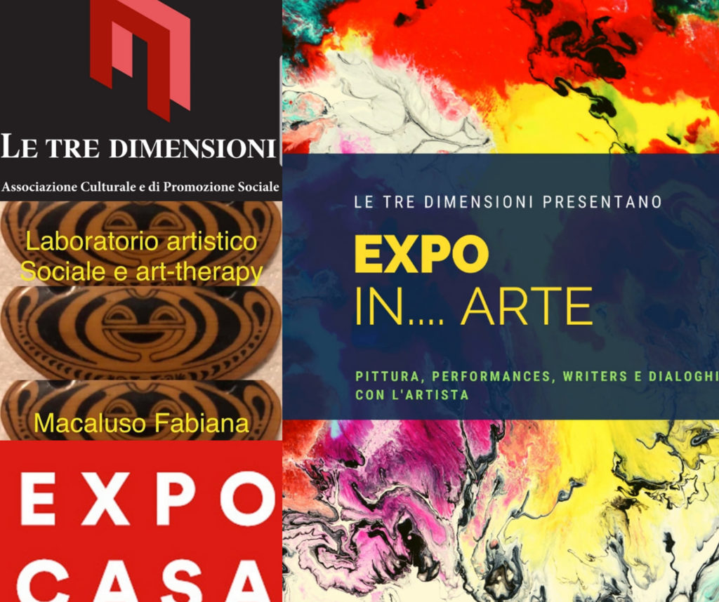 Expo in arte la locandina