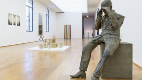 Poeti nel museo al MAMbo di Bologna: la scrittura si fa arte.