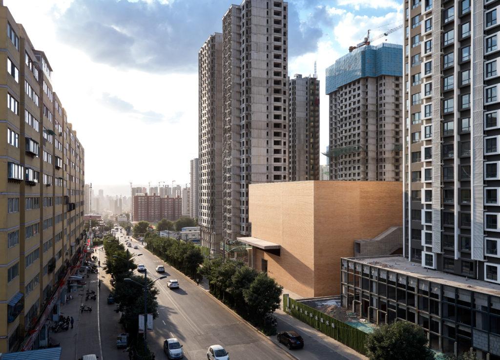 China goes Urban. La nuova epoca della città al MAO di Torino Grattacieli