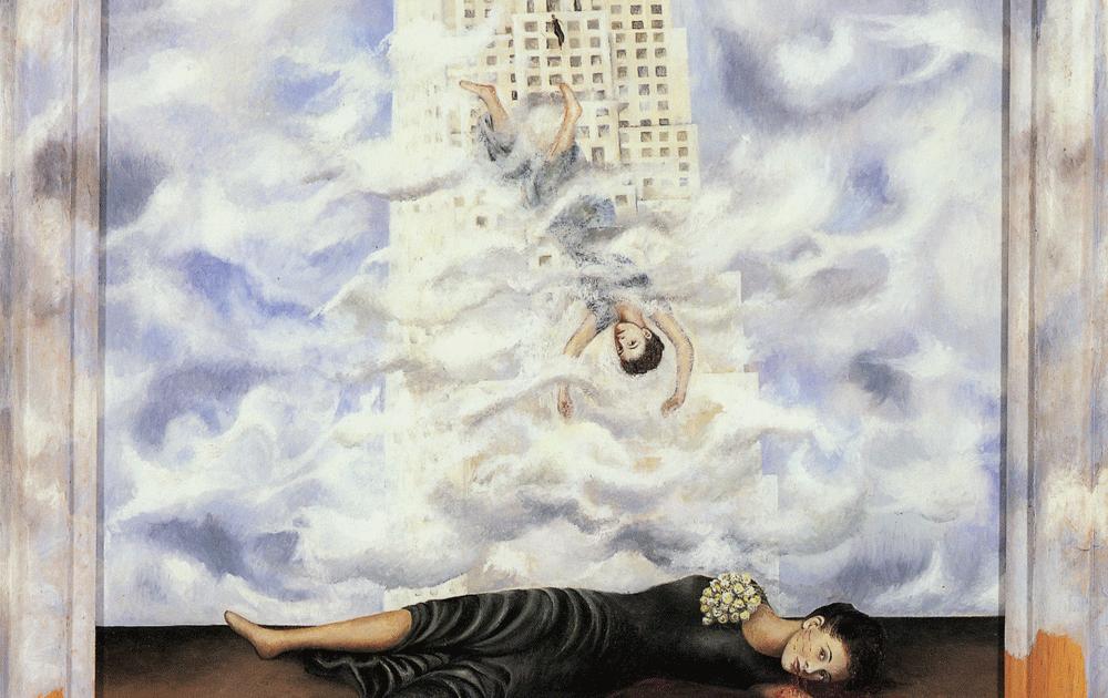 Suicidio adolescenziale: il grido nel silenzio dei minori. Opera di Frida Kahlo