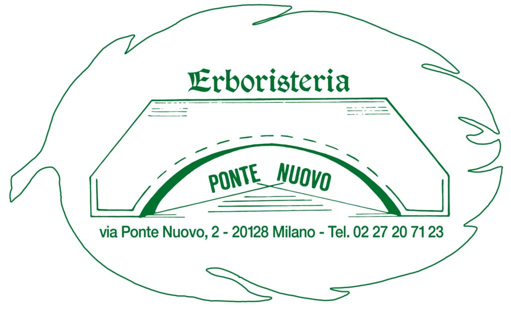 logo erboristeria Ponte Nuovo