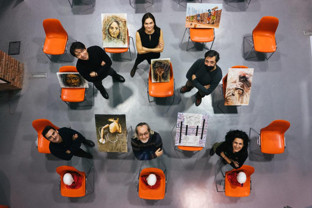 Violenza e disparità economica: se ne parla con l'arte al MdR di Torino. Artemixia in performance