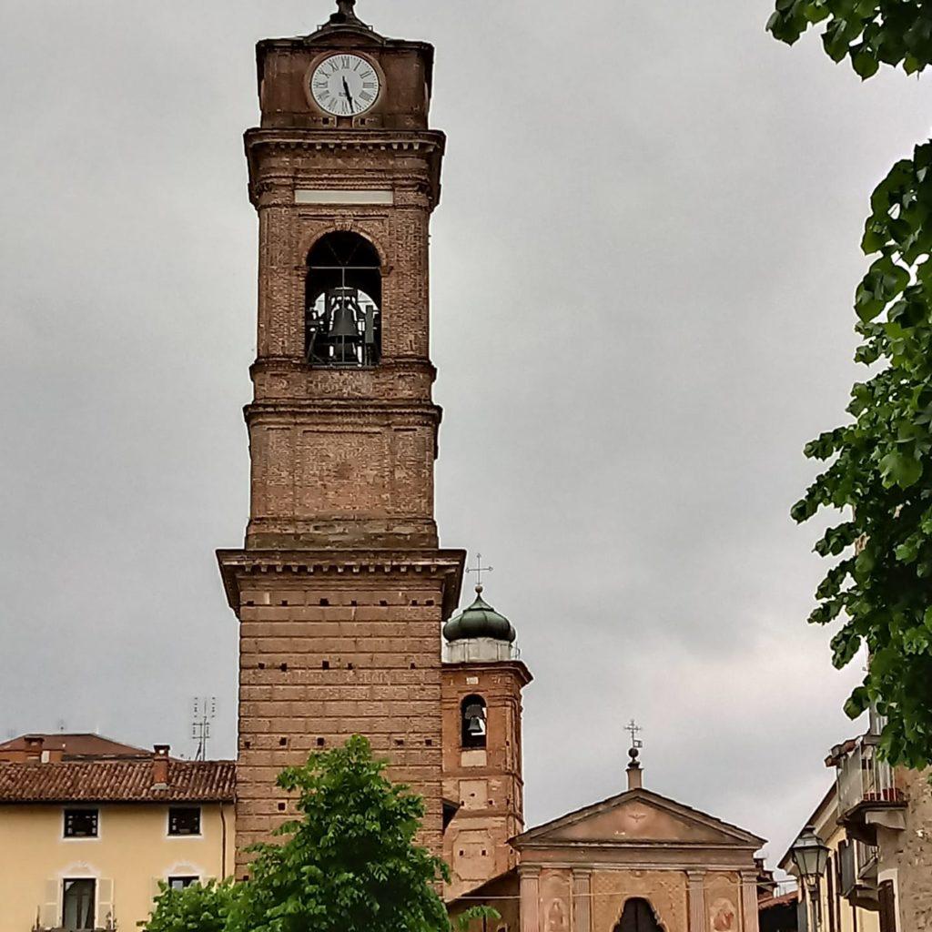 Arte in piazza a Giaveno, un angolo di Medioevo nel segno di Dante.