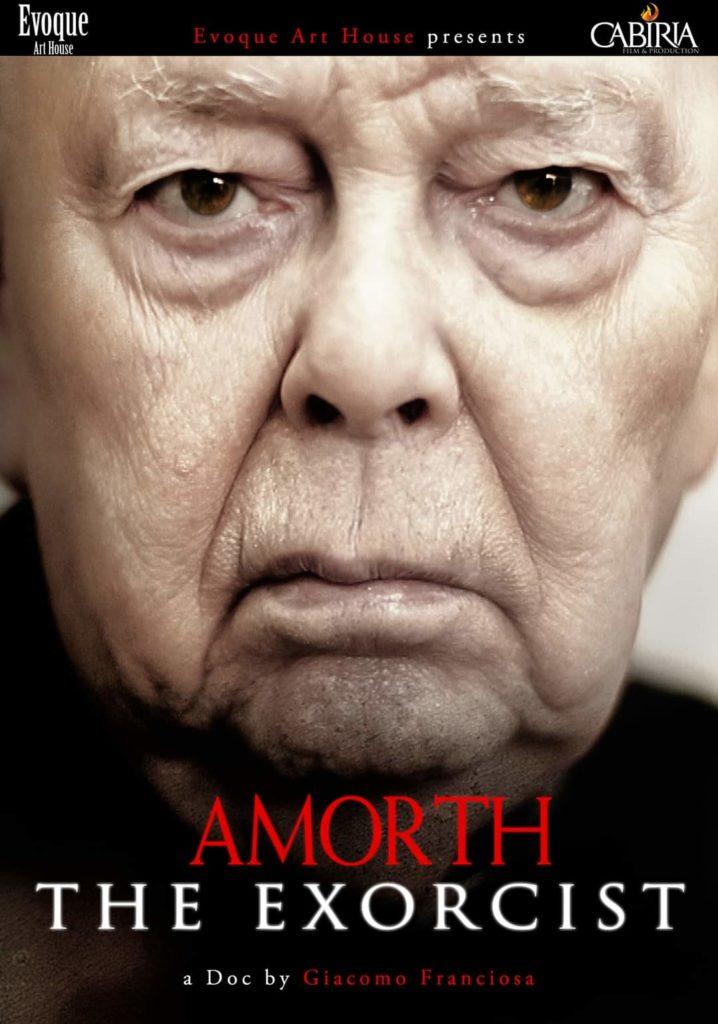 esorcista padre Amorth, la locandina del docufilm