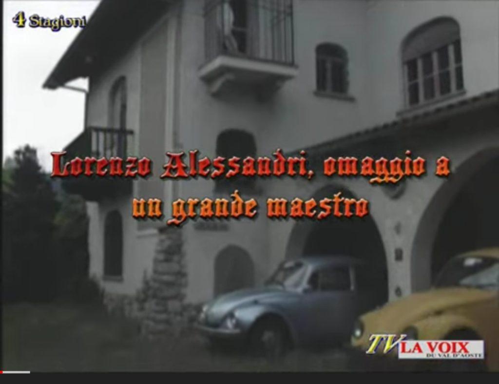Lorenzo Alessandri e Gustavo Rol, due volti della Torino Magica.