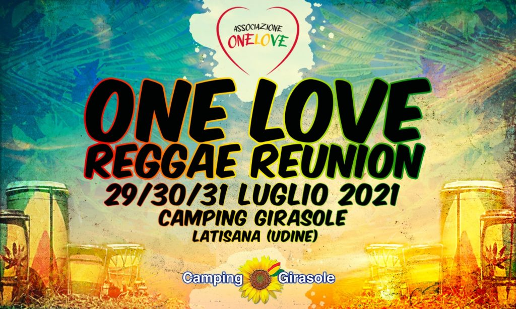one love reggae reunion la locandina