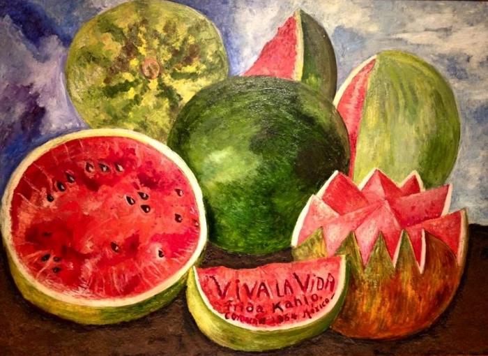13 luglio 1954, 67 anni senza Frida Kahlo. Il quadro con le angurie Viva la Vida.