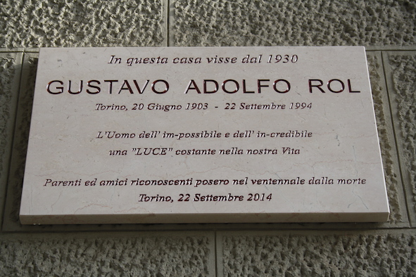 Lorenzo Alessandri e Gustavo Rol, due volti della Torino Magica