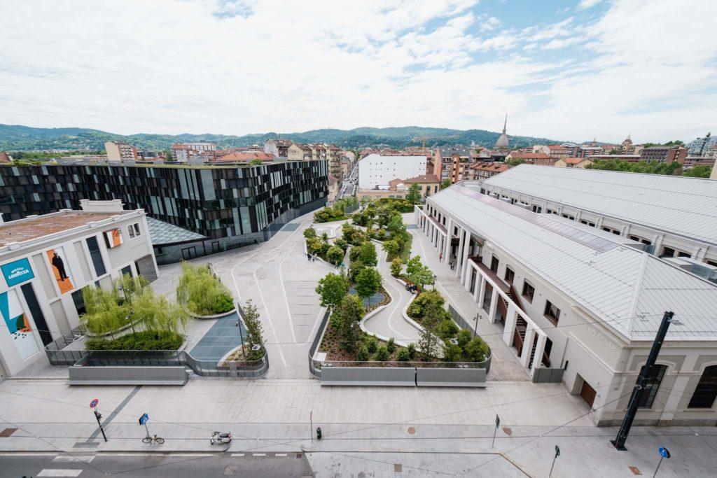 Museo Lavazza, un viaggio nel fascino sensoriale del caffè. La nuvola
