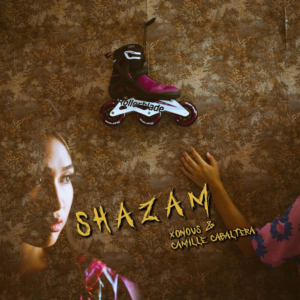 shazam - la copertina del singolo