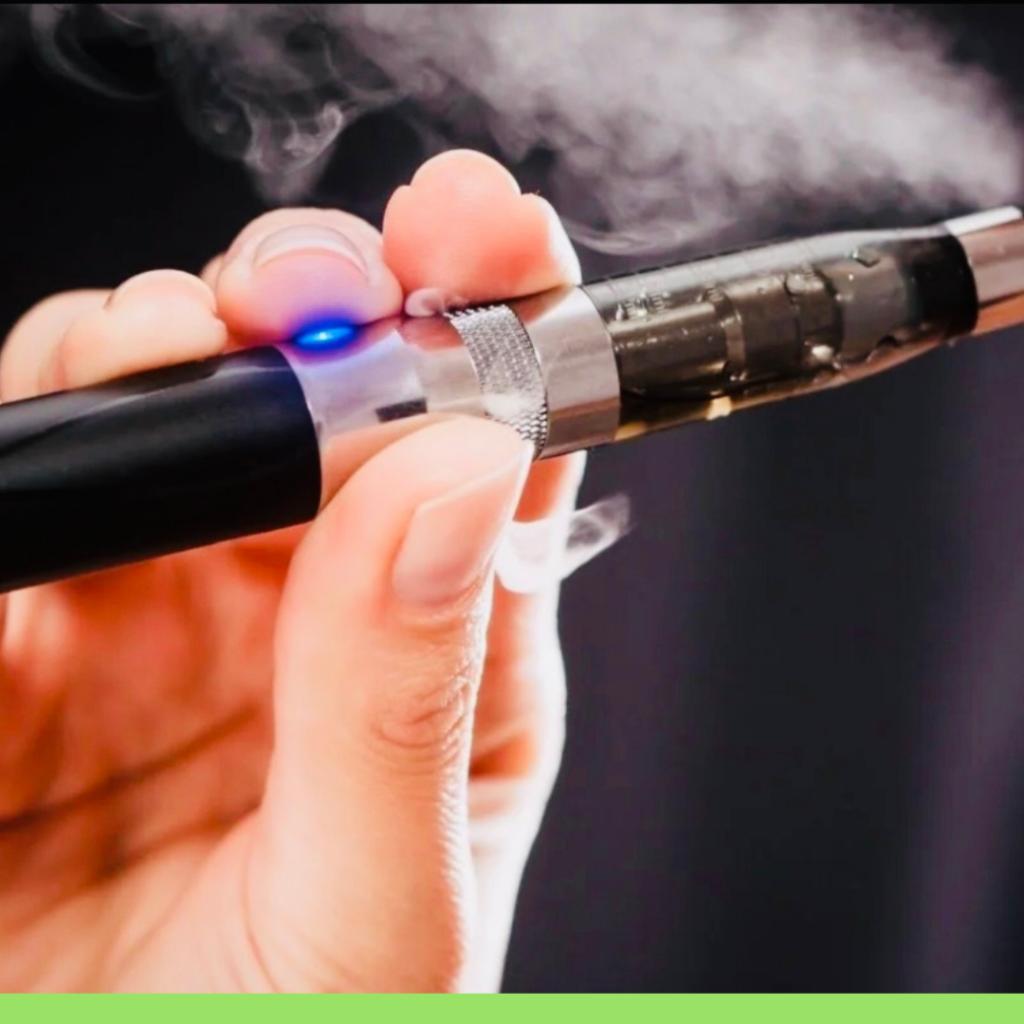 Sigarette elettroniche un rischio per la salute orale