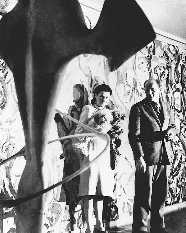 Peggy Guggenheim, una vita dedicata a divorare arte.